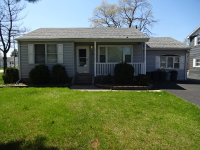 Oak Forest Single Family Home Price Change: 15952 Latrobe Avenue