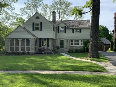 Single Family Home For Sale: 599 Lincoln Avenue
