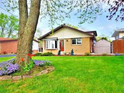 Midlothian Single Family Home Contingent: 15147 Kostner Avenue