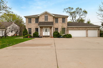 Schaumburg Single Family Home For Sale: 1335 South Roselle Road