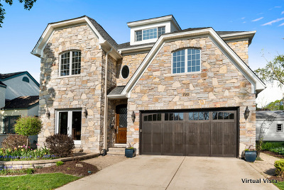 Naperville Single Family Home For Sale: 720 North Brainard Street