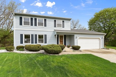 Downers Grove Single Family Home For Sale: 1608 Plum Court