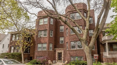 Andersonville Condo/Townhouse For Sale: 1454 West Hollywood Avenue #2E
