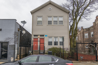 Multi Family Home For Sale: 2281 North Clybourn Avenue