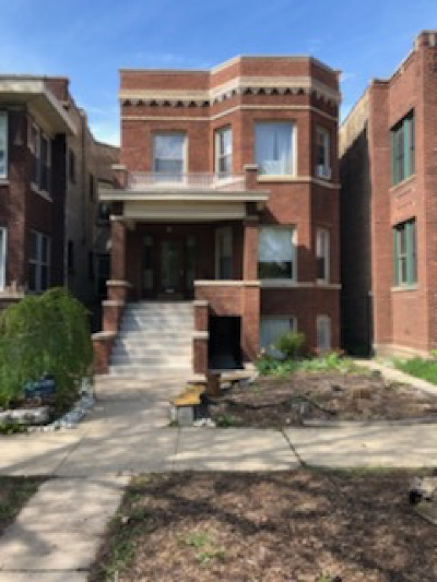 Multi Family Home Contingent: 2748 West Giddings Street