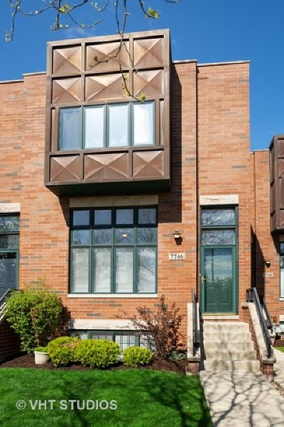 Skokie Condo/Townhouse New: 7746 Lincoln Avenue