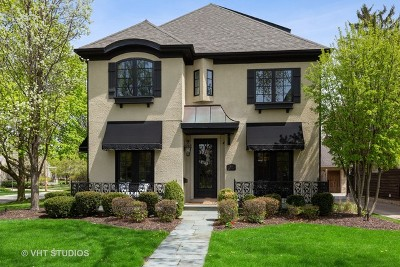 Hinsdale Single Family Home For Sale: 530 Ravine Road