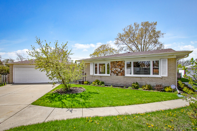 Glenview Single Family Home For Sale: 3243 Roder Street