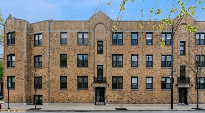 Condo/Townhouse For Sale: 4300 North Clark Street #3