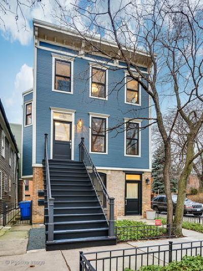 Multi Family Home For Sale: 1732 North Hudson Avenue