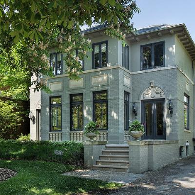 Evanston Single Family Home For Sale: 2734 Sheridan Road