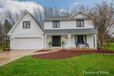 Downers Grove Single Family Home For Sale: 7505 Queens Court