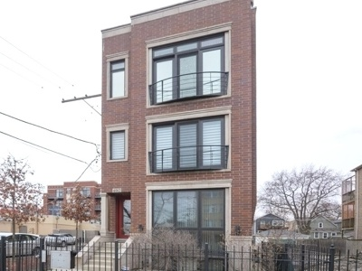 Condo/Townhouse For Sale: 4012 North Mozart Street #1
