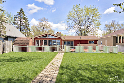 Fox Lake Single Family Home For Sale: 35672 North Sheridan Drive