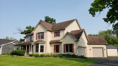 West Chicago  Single Family Home For Sale: 206 Risch Court