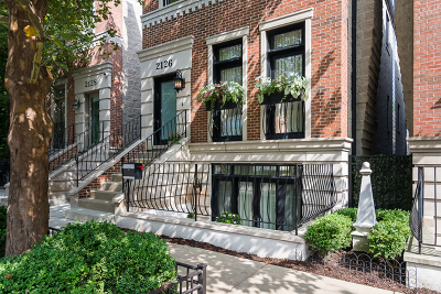 Wicker Park, Bucktown Single Family Home For Sale: 2126 West Churchill Street