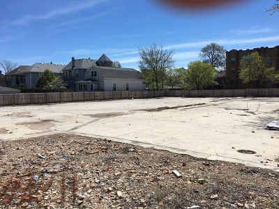 Chicago Residential Lots & Land For Sale: 7230 North Rogers Avenue