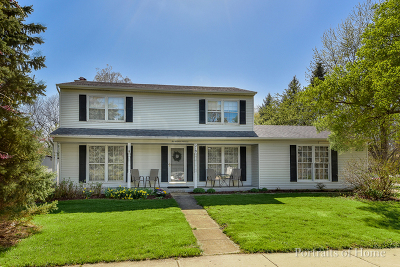 Brush Hill Single Family Home For Sale: 219 North River Road