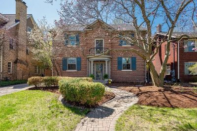 Wheaton Single Family Home For Sale: 322 East Madison Avenue