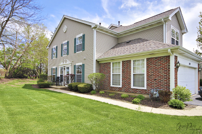 East Dundee Condo/Townhouse Contingent: 729 Timothy Court