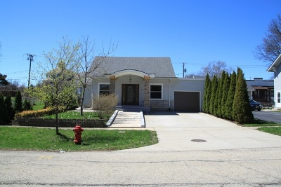 Bloomingdale Single Family Home For Sale: 128 1st Street