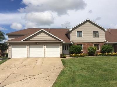 Condo/Townhouse For Sale: 104 North Orr Drive #2