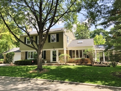 Arlington Heights Single Family Home For Sale: 501 East Mayfair Road