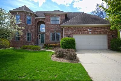 Aurora Single Family Home For Sale: 866 Clarendon Lane