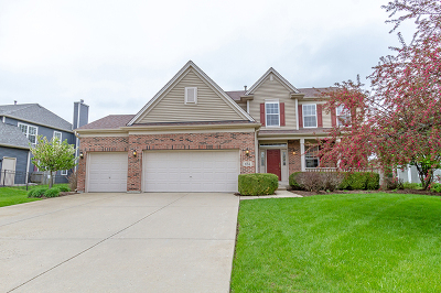 North Aurora Single Family Home For Sale: 654 Kelley Drive