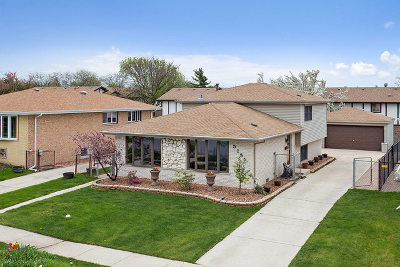 Alsip Single Family Home Contingent: 5135 West 121st Place