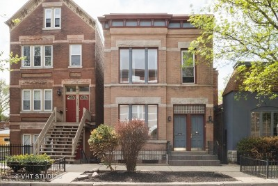 Multi Family Home Contingent: 2162 North Bell Avenue