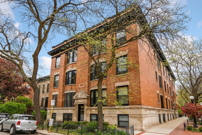 Condo/Townhouse New: 2103 North Hudson Avenue #1