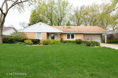 Flossmoor Single Family Home For Sale: 626 Park Drive