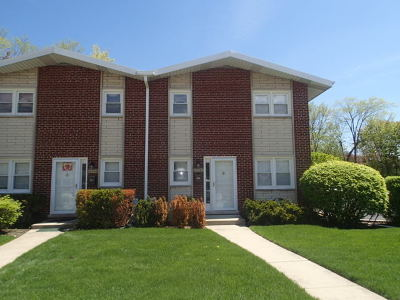 Wilmette Condo/Townhouse Auction: 638 Hibbard Road