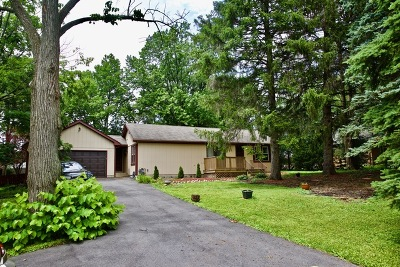 Clarendon Hills Single Family Home For Sale: 5806 Clarendon Hills Road