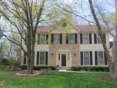 Algonquin Single Family Home For Sale: 8 Hartford Court