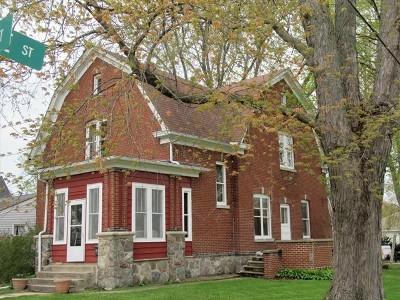 Marengo Single Family Home For Sale: 502 West Washington Street