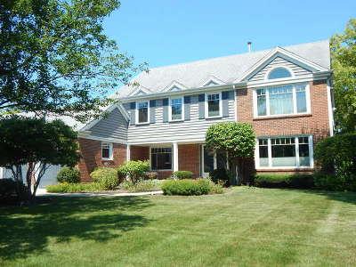 Buffalo Grove Single Family Home For Sale: 2326 Birchwood Lane