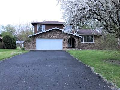 Naperville Single Family Home Contingent: 11s674 Book Road