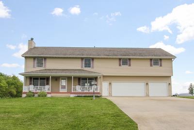 Weldon Single Family Home For Sale: 5972 Timberlake Drive