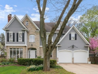 Hinsdale Single Family Home For Sale: 8 Princeton Road
