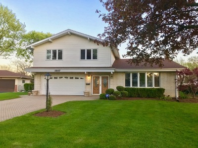 Mount Prospect Single Family Home Price Change: 1307 East Mulberry Lane
