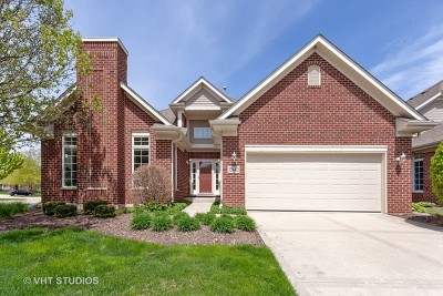 Palos Heights Single Family Home For Sale: 13443 Cove Court