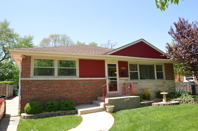 Westchester Single Family Home For Sale: 1612 Westchester Boulevard