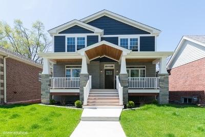 Oak Lawn Single Family Home For Sale: 9614 South 52nd Avenue