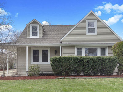 Lombard IL Single Family Home Contingent: $299,900