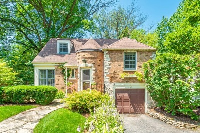 Clarendon Hills Single Family Home For Sale: 260 Churchill Place