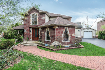 Palatine Single Family Home For Sale: 1129 South Brockway Street