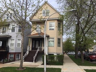 Multi Family Home For Sale: 3101 North Christiana Avenue