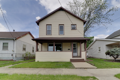 Single Family Home For Sale: 712 North Morris Avenue